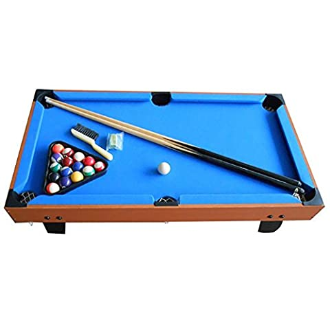 Table Multi Jeux 5 En 1 - GUO Les enfants mini-table de billard flanelle