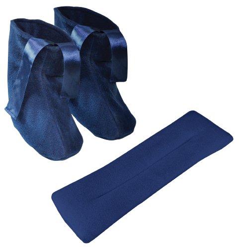 Aidapt-VM936E-Zapatillas-y-bufanda-de-calor-se-calientan-en-el-microondas