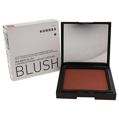 Korres Blush, teint lumineux et naturel 45 CORAIL
