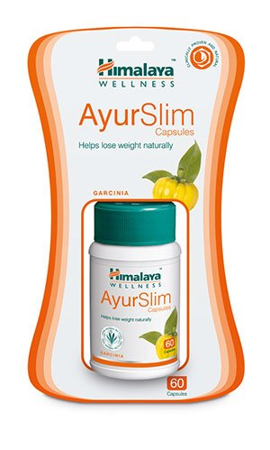 Himalaya Wellness Ayur Slim Capsules (60 Capsule)  available at amazon for Rs.225