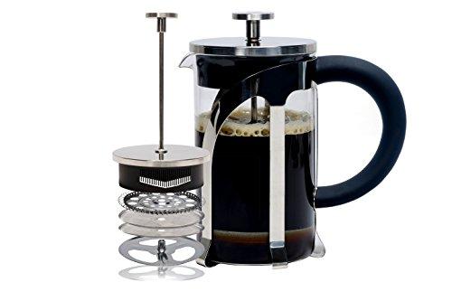 French Press Coffee & Tea Maker 6 Cup (600ml), Best Coffee Press...