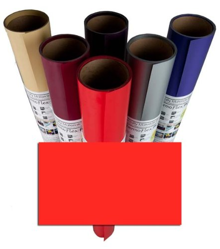 ThermoFlex Plus 15in-P X 15ft Red