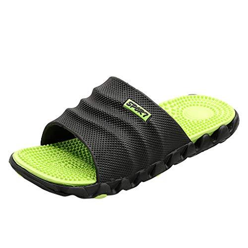 EU36-EU49 ODRD Schuhe Herrenmode Herren Freizeit Massage Gesundheitskleidung Rutschfeste Strand Hausschuhe Schuhe Freizeitschuhe Stiefel Wanderstiefel Combat Hallenschuhe Shoes Laufschuhe Sports