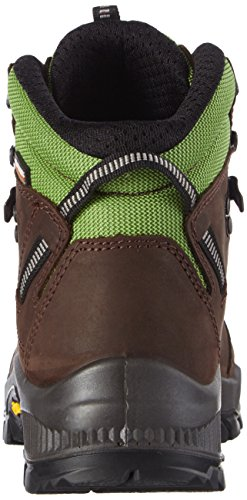ALPINA - 680277, Scarpe da escursionismo Donna Marrone (Braun (brown/green))