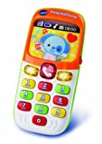 VTech Small bilingual toy phone (3480-138147).