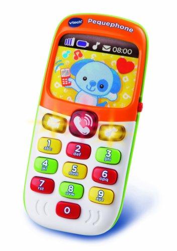 VTech Pequephone bilingüe, Teléfono de juguete (3480-138147)