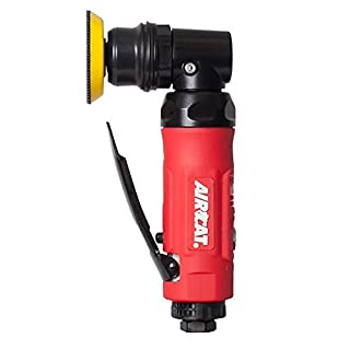 AIRCAT 6320 Power Detail Sanders, Small, Red by AirCat