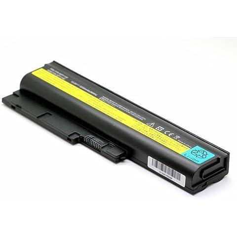 Batteria compatibile per computer pc portatile Lenovo ThinkPad W50092P1138, 10.8V 5200mAh, note-x/DNX