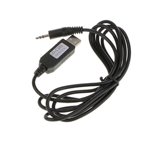 Sharplace USB CI-v Cat Schnittstellenkabel Kabel Für Icom Ct-17 IC-706, 150cm Icom Kabel