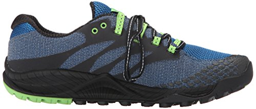 Merrell All Out Charge, Chaussures de Trail Homme Blue Dusk