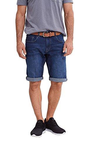 ESPRIT Herren Shorts 047ee2c039-mit Gürtel