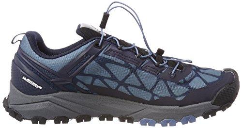 Salewa Ms Multi Track Gtx, Scarpe Da Fitness Uomo Multicolore (dark Denim / Royal Blue)