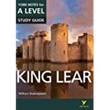 King Lear: York Notes for A-level: everything you need to catch up, study and prepare for 2021 assessments and 2022…