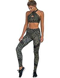 buy online de87d f11fd Tute da ginnastica da donna | Amazon.it