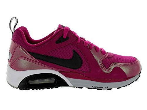 Nike Wmns Air Max Trax Scarpe sportive, Donna Rosa (Fucsia (Bright Magenta / Black-Wolf Grey))