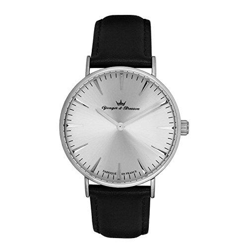 Reloj Yonger & Bresson hombre Silver–HCC 075/Fa