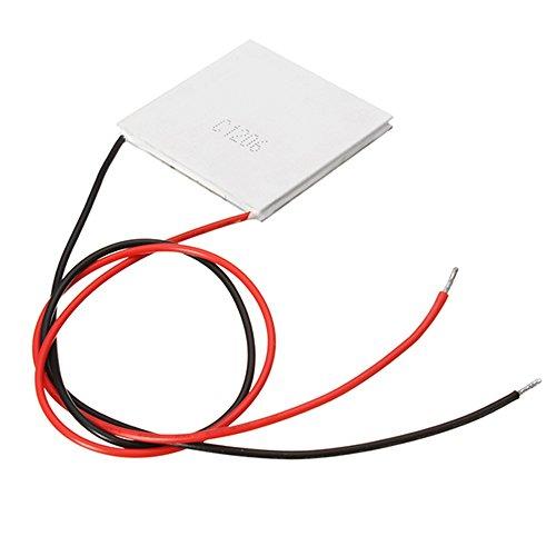 Ils - Semiconductor Refrigeration Chip C1206 CPU Elektronischer Wasserkühler TEC1-12706 Verbesserte Version
