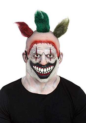 LF Centennial Pte. American Horror Story Twisty The Clown Adult Mask ()