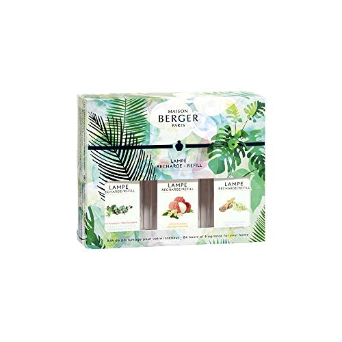 MAISON BERGER 2019 - Pack 3 paquetes inmersión