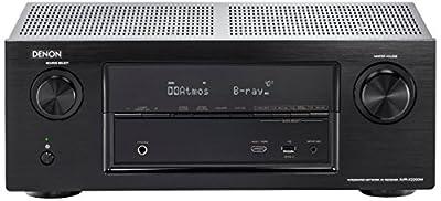 Denon AVR-2200W Sintoamplificatore Multicanale, Nero in offerta su Polaris Audio Hi Fi