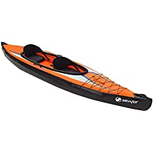 SEVYLOR - POINTER K2 - Kayak de mer 2 personnes orange avec sac et (K2 2 Persona)
