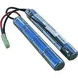 Batterie pour AIRSOFT M4A1-RIS, 9.6V, 1500mAh, Ni-MH