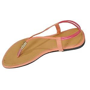 ASK-JS-LCD & Co Women Sling Heeled Sandal