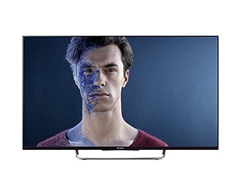 Sony BRAVIA KDL-32W705 81 cm (32 Zoll) Fernseher (Full HD, Smart TV, Triple Tuner)