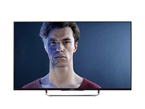 Sony BRAVIA KDL-55W805B 139 cm (55 Zoll) Fernseher (Full HD, Smart TV, 3D, Triple Tuner)