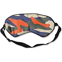 Camouflage Army Orange 99% Eyeshade Blinders Sleeping Eye Patch Eye Mask Blindfold For Travel Insomnia Meditation preisvergleich bei billige-tabletten.eu