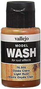 VALLEJO-3076505 76505 Vallejo Model Wash Color Oxid, Surtido (3076505)