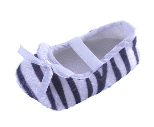 Style Nuvo - Mädchen Baby Kinderbett Schuhe Schön Mit Tier Druck Zebra