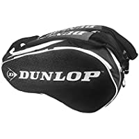 Dunlop Schlägertasche Elite schwarz weiß