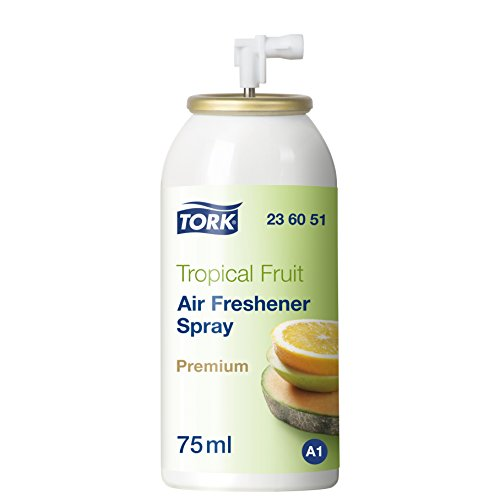 Tork 236051 Lufterfrischer Spray mit Fruchtduft/Neutralisiert schlechte Gerüche und sorgt für...