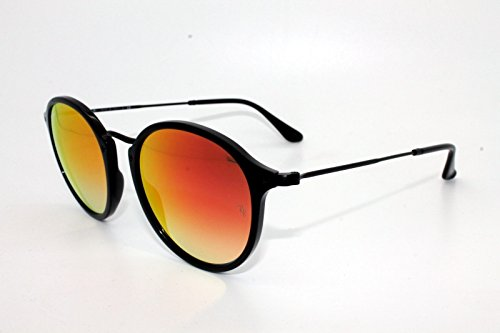 soleil-rayban-style-rb2447-9014w-serie-fleck-temple-avant-en-plastique-cadre-en-metal-matiere-phanto