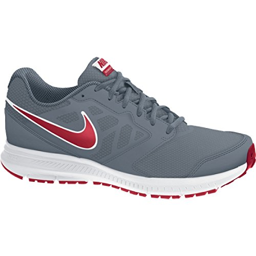 Nike , chaussures de course homme Blue Graphite/University Red-White