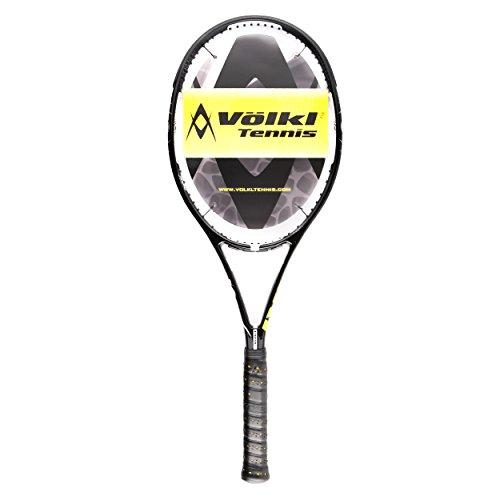 Völkl Turnierschläger OrganiX 10, Schwarz, - Tennisschläger Völkl