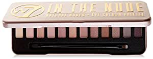 W7 In the Nude 12 Eye colour Palette, 1er Pack (1 x 136 g)