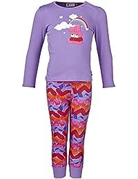 LEGO Wear Duplo - Pijama de dos piezas para niña