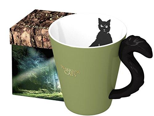 Preisvergleich Produktbild Warrior Cats - Porzellantasse