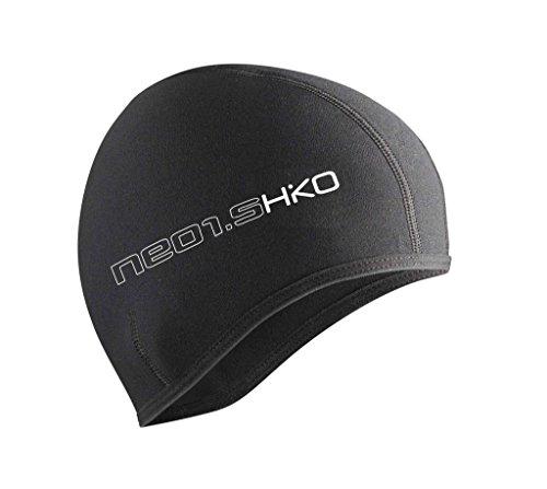 Mütze Neopren 1.5 mm Hiko Neo Cap Neoprenhaube Schwimmen Kanu Kajak Wassersport, Größen:S/M