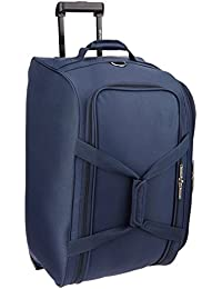 Pronto Miami Polyester 65 cms Navy Blue Travel Duffle (6573 - BL)
