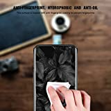 MASCHERI Screen Protector for OnePlus 6T, [3 Pack] Wet Install [Full Coverage] [Bubble-Free] HD Clear Flexible film for OnePlus 6T