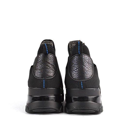 Ash Chaussures Mack Baskets Noir Femme Noir