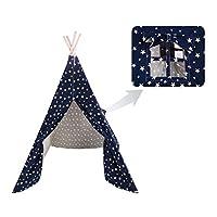 TAHRH childrens teepee tent indoor,Children