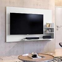 Heera Moti Corporation Anent TV Entertainment Wall Mount Unit/Wall Panel for tv Unit up to 55 inch (Finish :- White Matt…