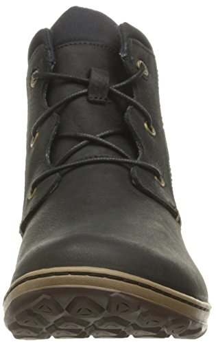 Merrell Womens Ashland Vee Ankle Black Boot Black *