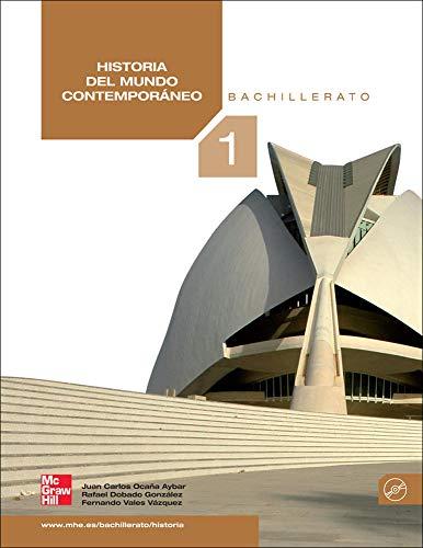 HISTORIA DEL MUNDO CONTEMPORANEO. 1 . BACHILLERATO - 9788448166243