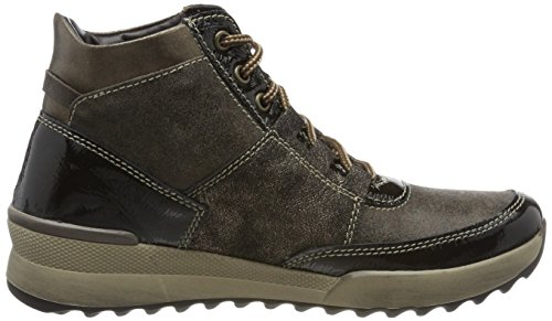 Sneaker Alta Romika Ladies Victoria 02 Marrone (brown-combi (301))
