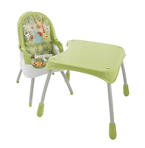 Fisher Price 4-In-1 High Chair, Green